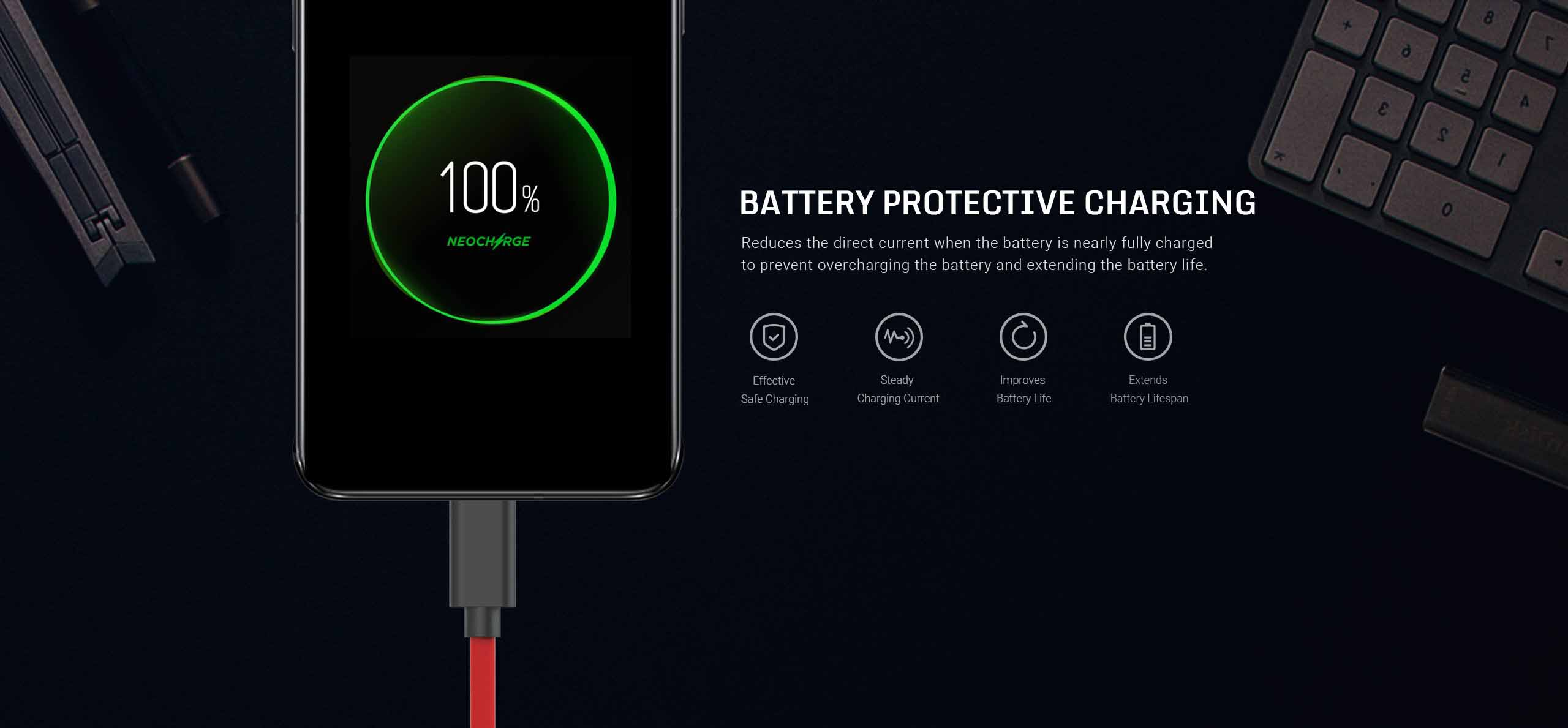 Nubia 66W PD Fast Charger Power Bundle