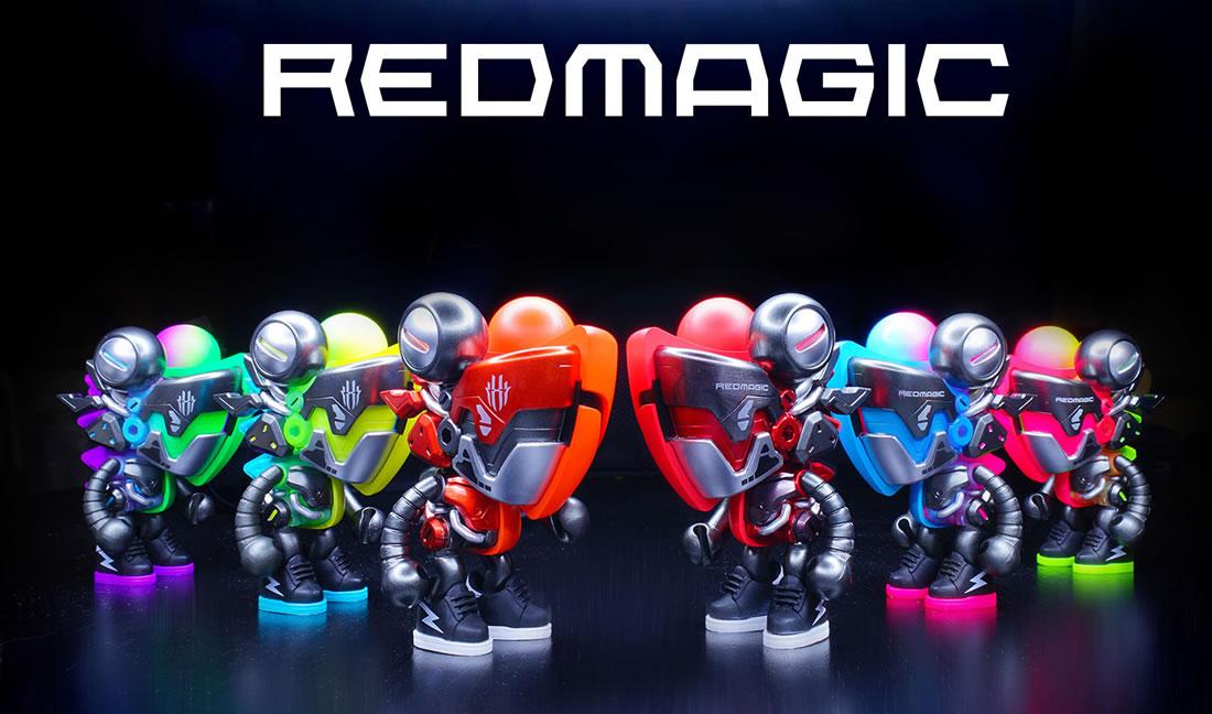 Nubia Red Magic Everlasting Dragon Blind Box Garage Kit