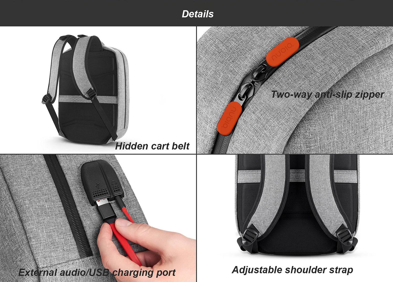 Nubia Red Magic Shoulder Backpack