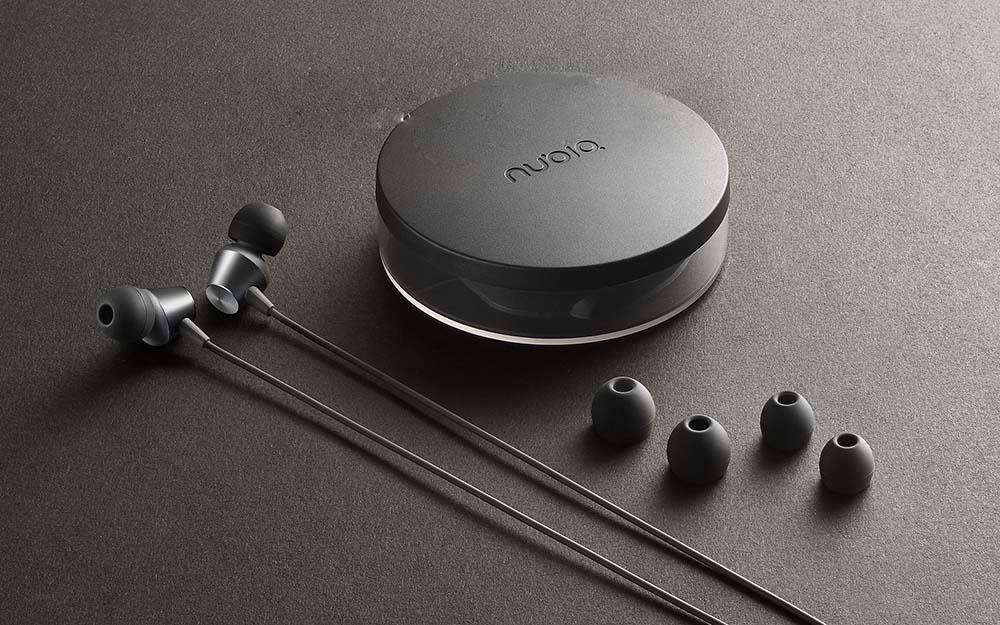 Original Nubia High Quality Stereo Wired In-ear Earphone
