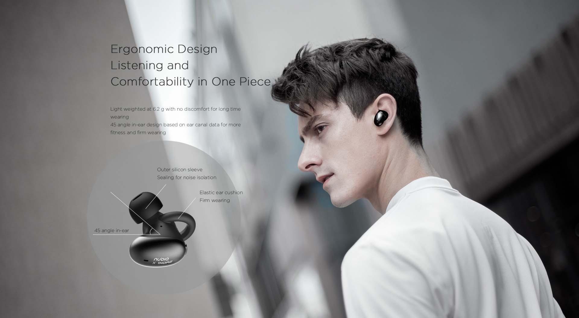 Nubia Pods Headphones