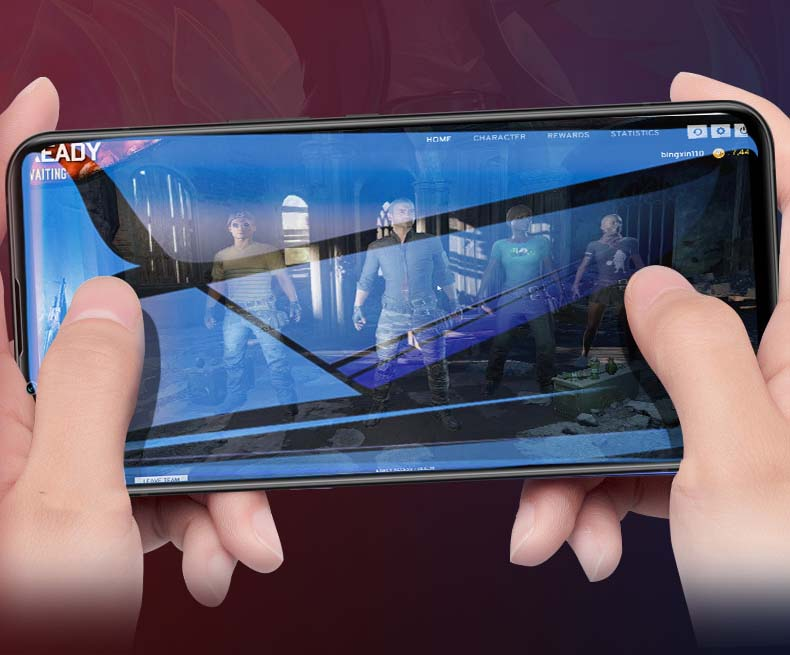 Nubia Play screen protector