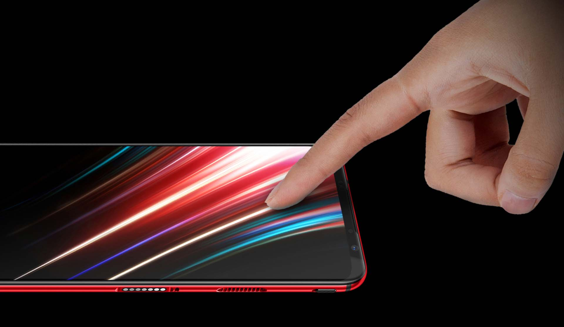 Original Nubia Red Magic 5G screen protector