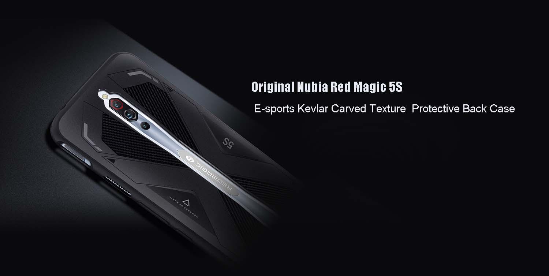 Nubia Red Magic 5S case