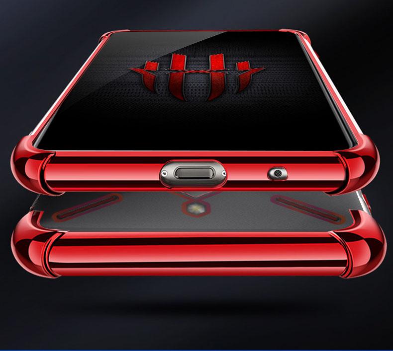 Nubia Red Magic case