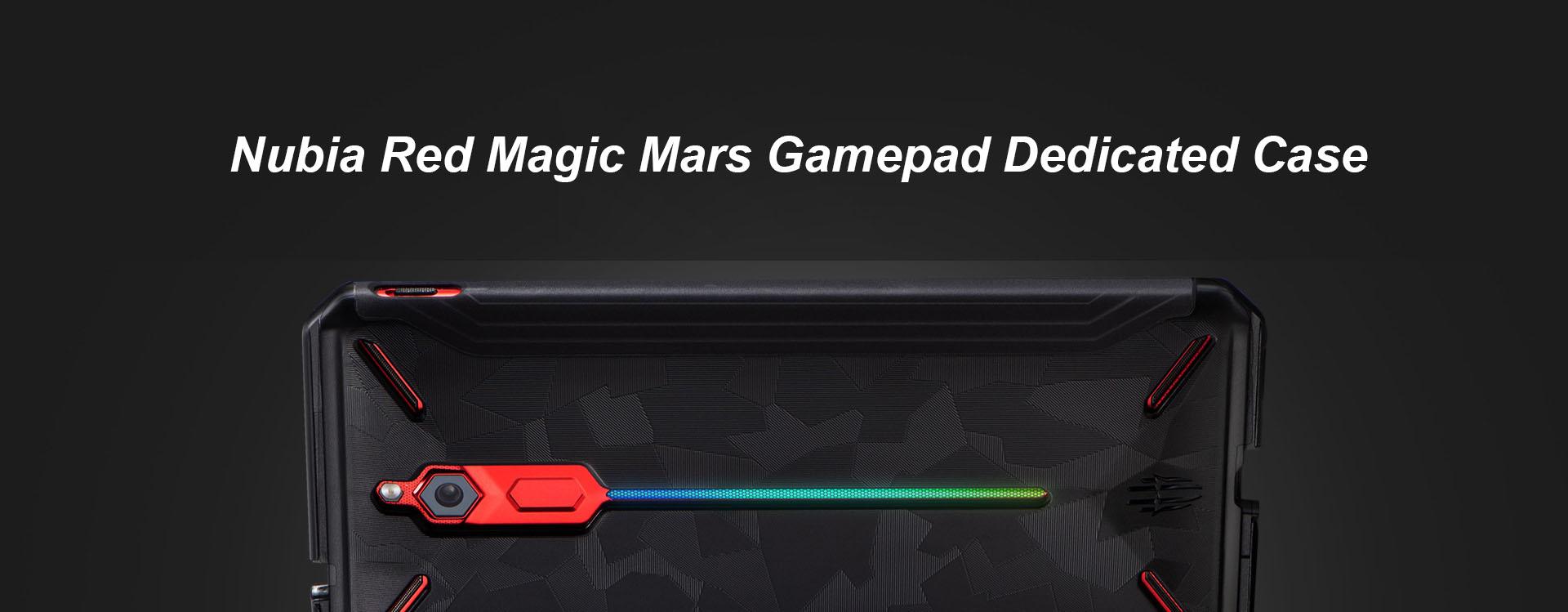 Nubia Red Magic Mars case