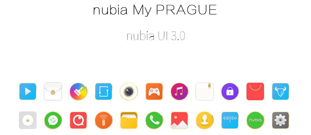 Nubia My Prague